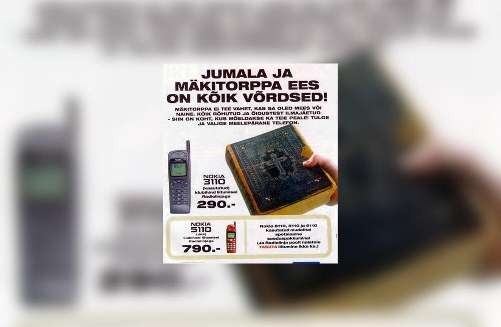 Mäkitorppa reklaam