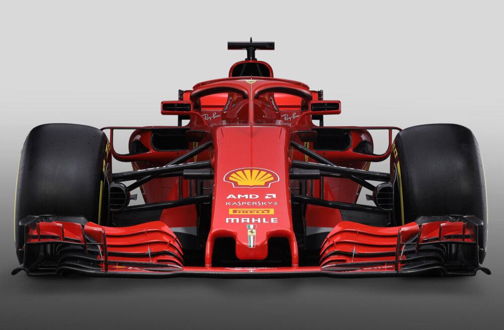 Suitsutootja jätkab Ferrari vormelitiimi suursponsorina