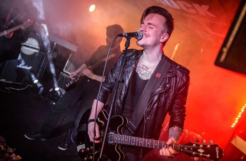 Maxtraktori kontsert, Tallinn Music Week 2015