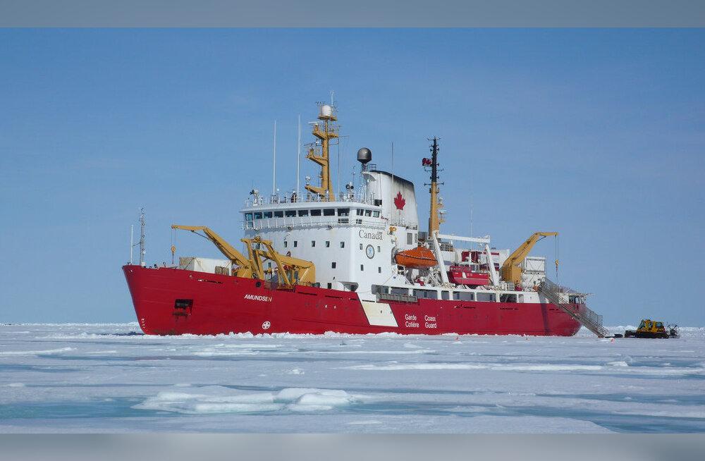 Kliimamuutus nurjas kanadalaste teadustöö, mis pidi uurima... kliimamuutust