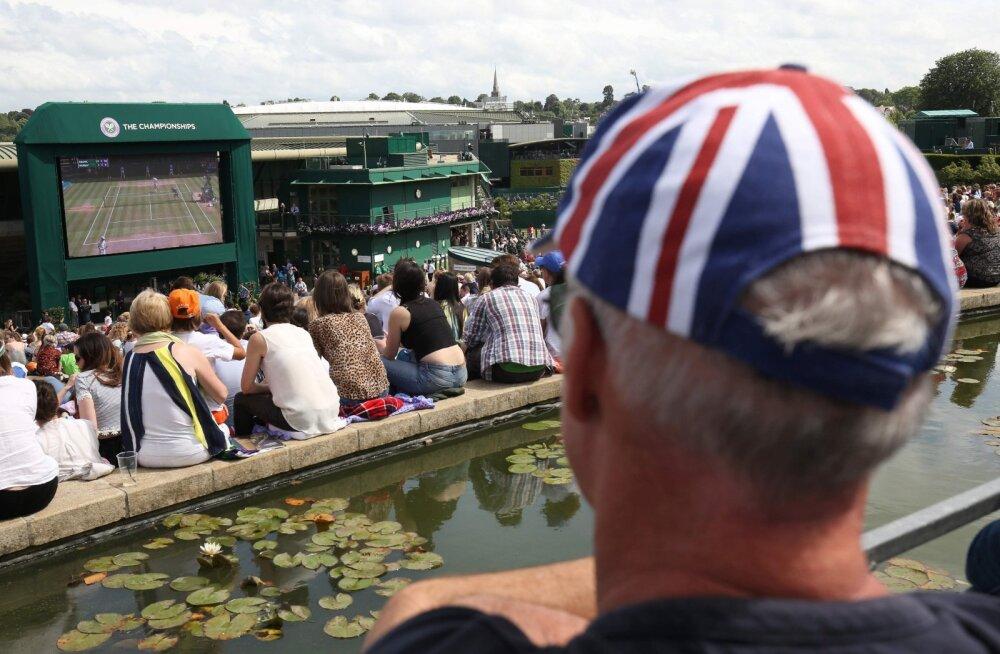 Wimbledoni finaal tegi F1 etapile pika puuga ära