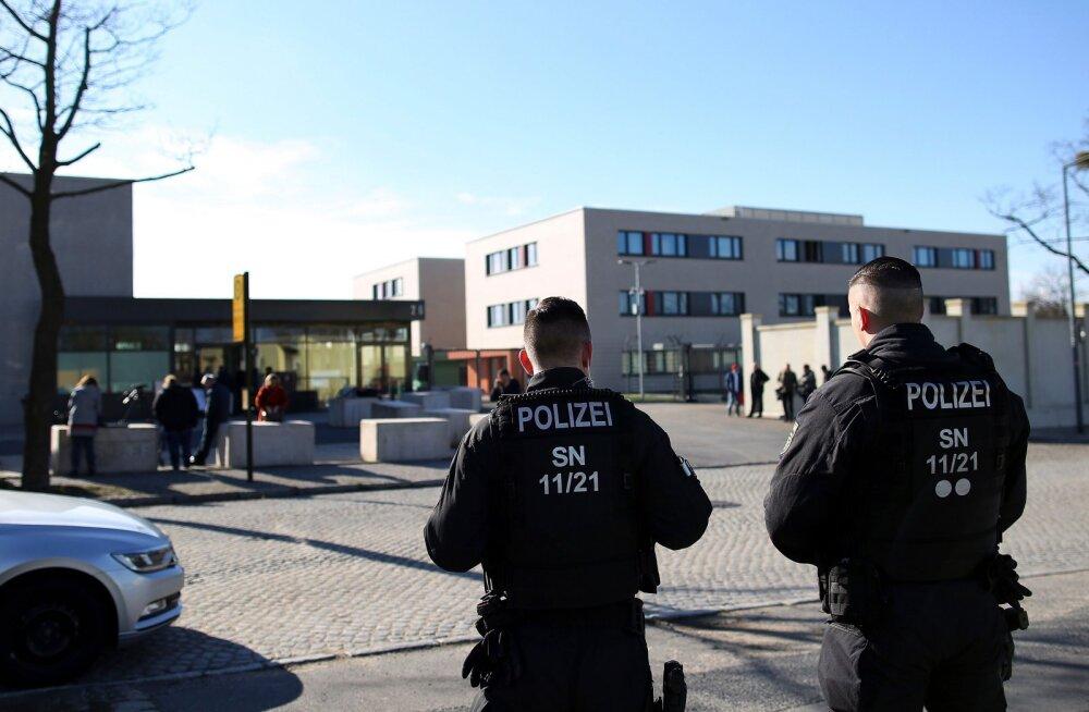Saksamaal algab kohtuprotsess Chemnitzis paremäärmuslaste rahutused esile kutsunud pussitamise üle