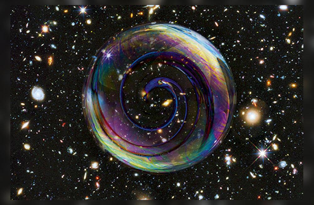 Higgsi boson võib kuulutada maailmalõppu