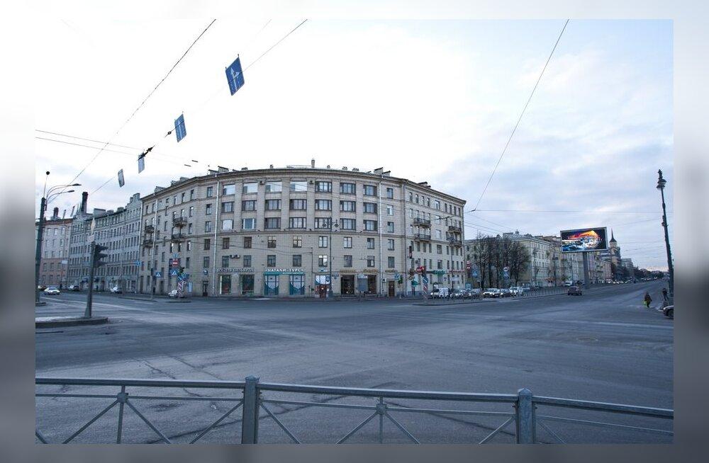 Peterburi seadusandjad tahavad keelata öise karjumise ja trampimise