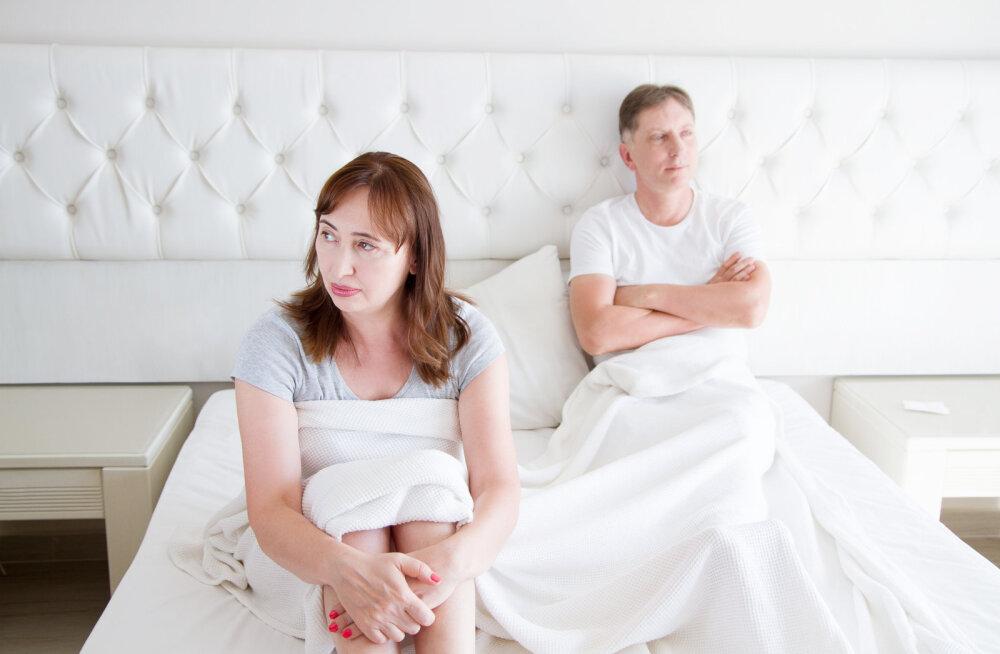 Kas menopausi saabudes seksiisu tõesti kaob? Siin on sulle vastus