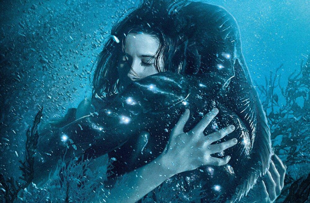 """10 salapärast fakti aasta parimaks filmiks tunnistatud fantaasiadraamast """"Vee puudutus"""""""