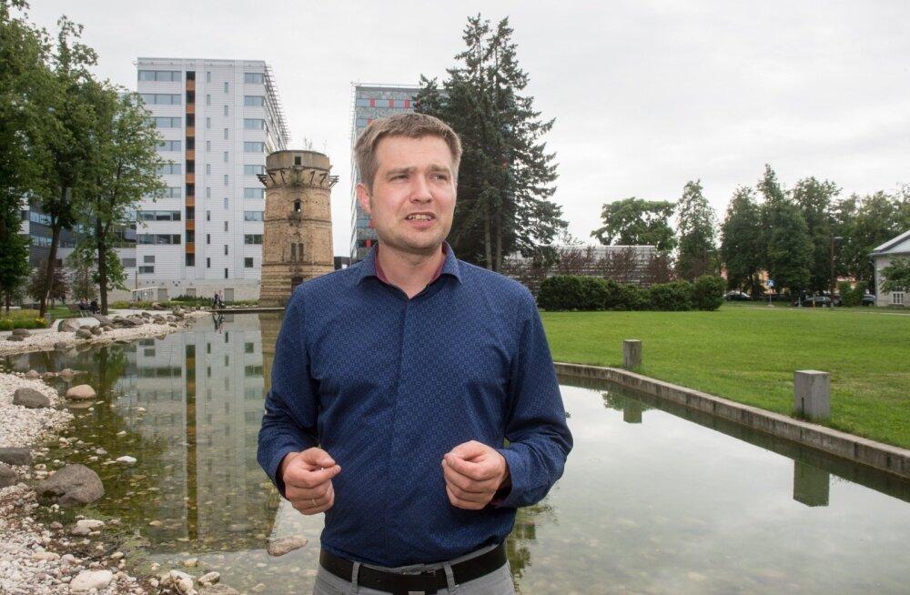 Marko Saviauk usub, et Eesti tööstusettevõtetes on peidus palju efektiivsust.