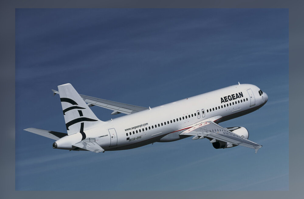 Kreeka lennufirmaga Aegean saab juunist lennata otse Kreekasse