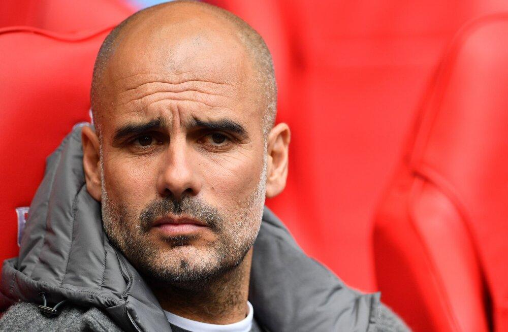 Itaalia meedia: Pep Guardiolast saab Torino Juventuse peatreener