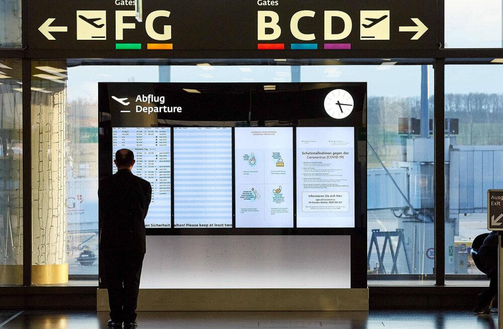 У ЕС закрыты Границы с Россией. Но власти Австрии сняли запрет на авиарейсы из РФ