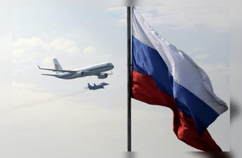 Sama lennufirma Tupolev sõitis Venemaal tänavu kolmandat korda rajalt välja
