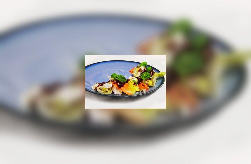 Foody Alleni peakokk soovitab: porgandi-kitsejuustu salat viib muremõtted