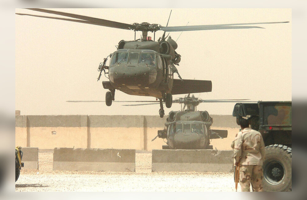 EDETABEL: Kümme enim kasutatavat sõjalennukit või -helikopterit maailmas