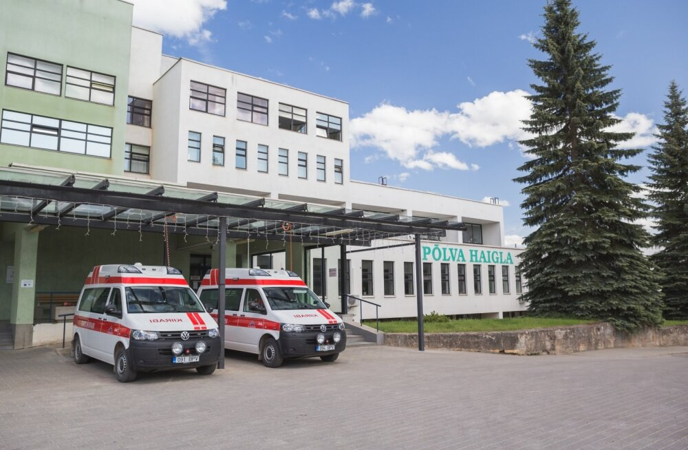 Põlva haigla sünnitusosakond sulgeb aasta lõpus uksed