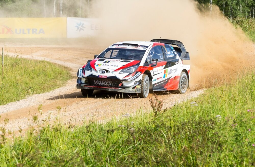 Rally Estonia 2018