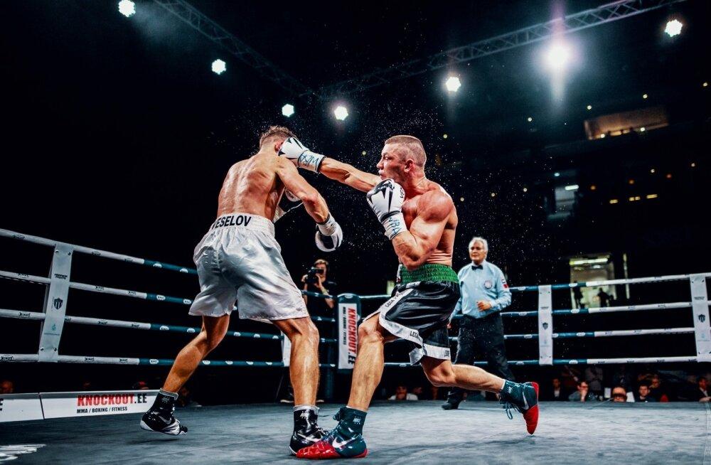 Warrior Fight 4 poksigala
