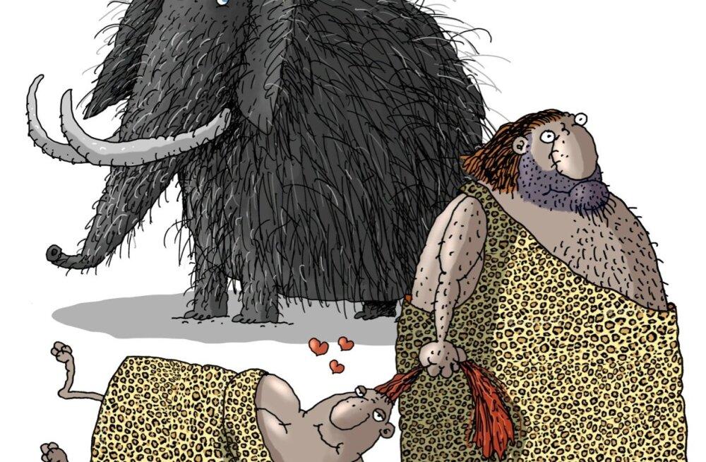 KARIKATUUR | Perevägivalla juured