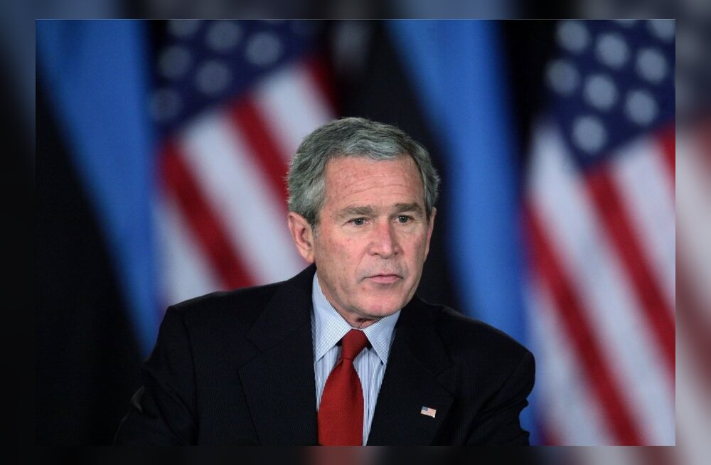 George W. Bushi hinnangul kahjustas Snowden USA julgeolekut