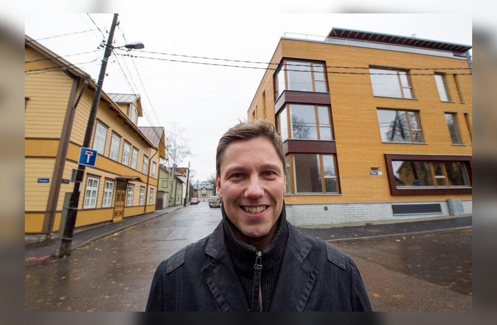 Jutt soomlaste tungimisest Eesti kinnisvaraturule on liialdus