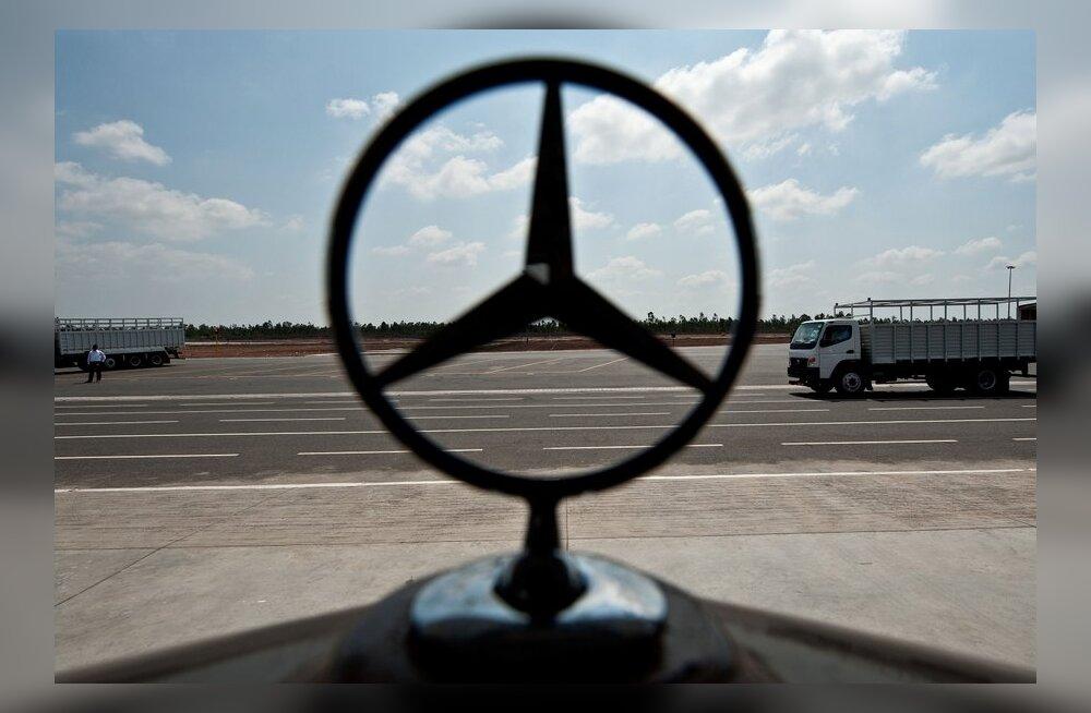 Mercedes-Benz arendab uut ja väikest krossoverit