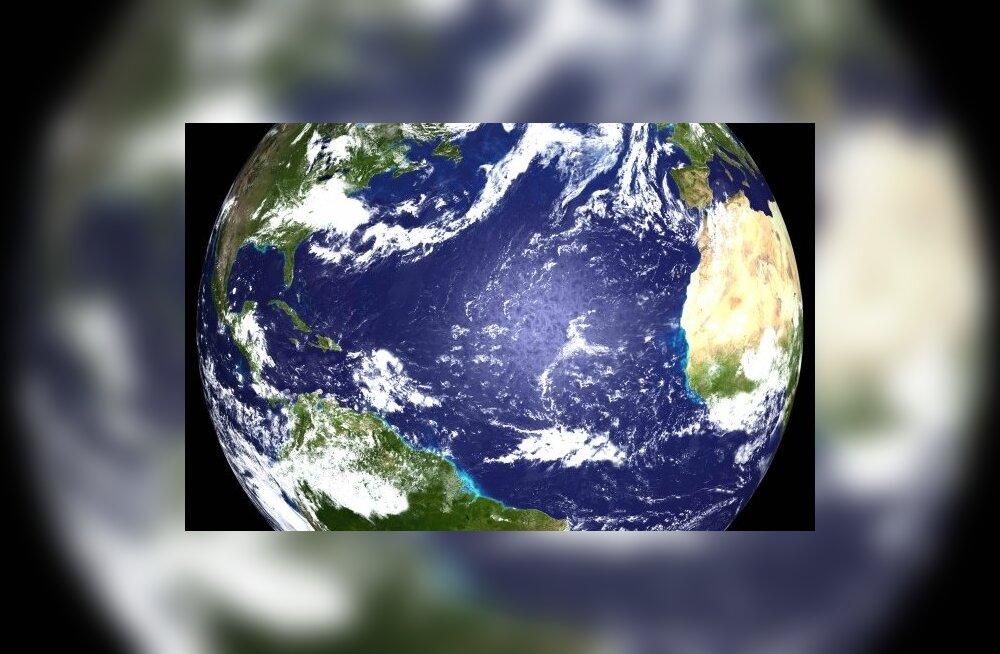 VIDEO: Tiir ümber maakera vaid 60 sekundiga