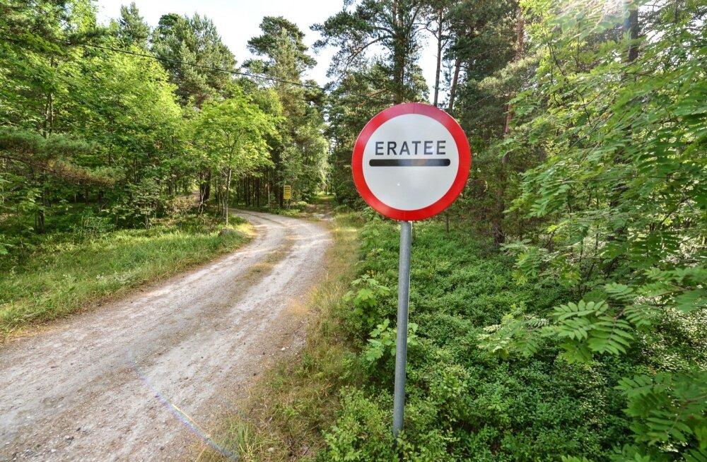 Laulasmaal on riigiteed suletud