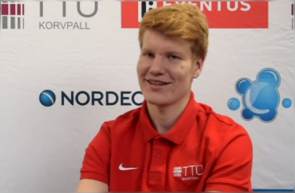VIDEO | Ametlik: Matthias Tass on TTÜ KK mängija
