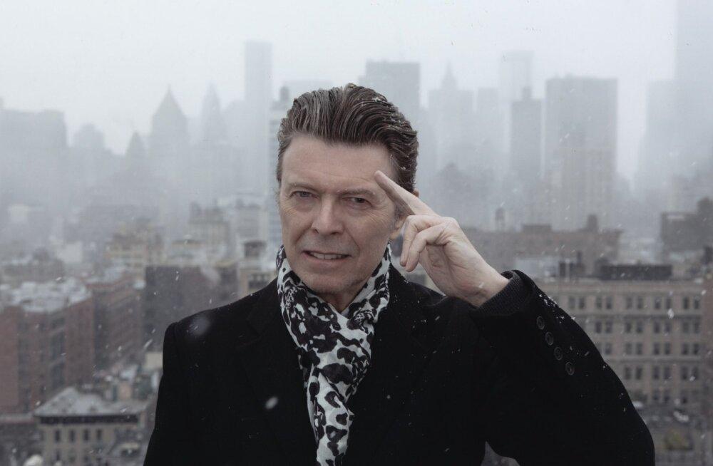 """Kaader filmist """"David Bowie. Viimased viis aastat""""."""