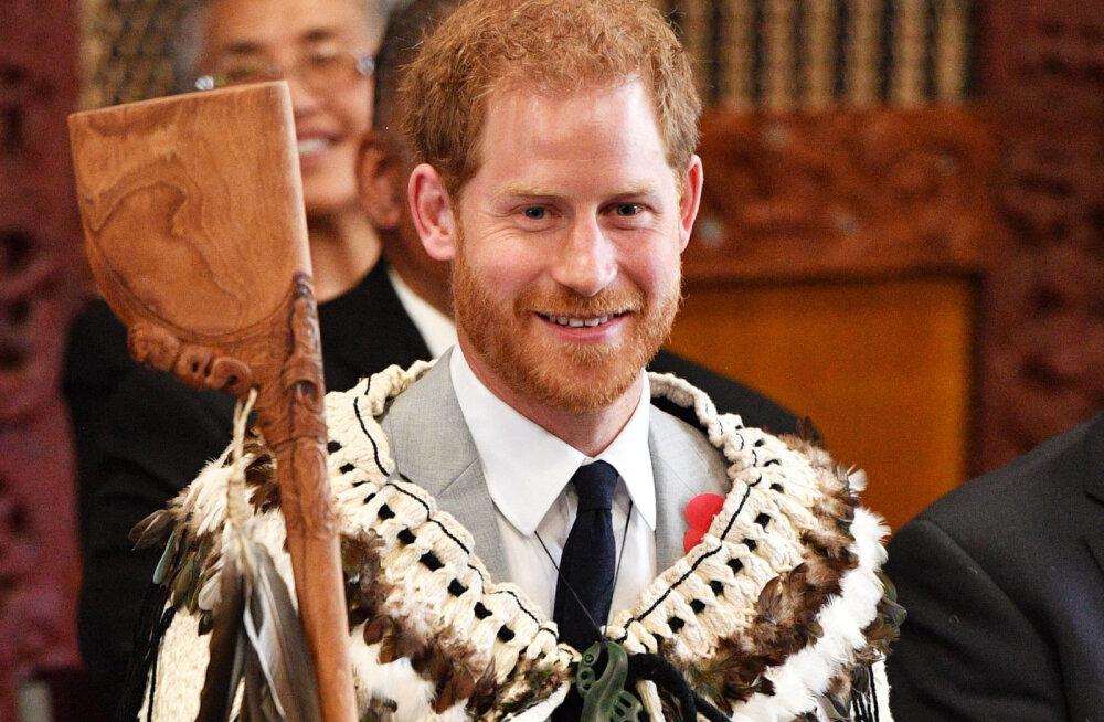 Kas oleksid arvanud? Prints Harryl ja tema vennal prints Williamil on omamoodi harjumus
