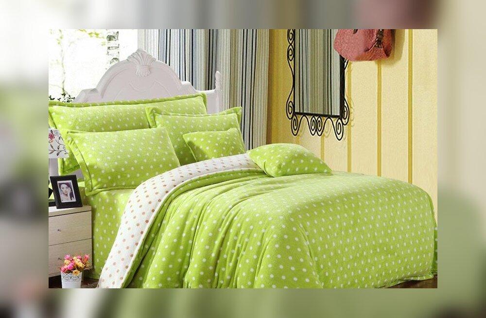 Измените цвет спальни, чтобы изменить свою жизнь