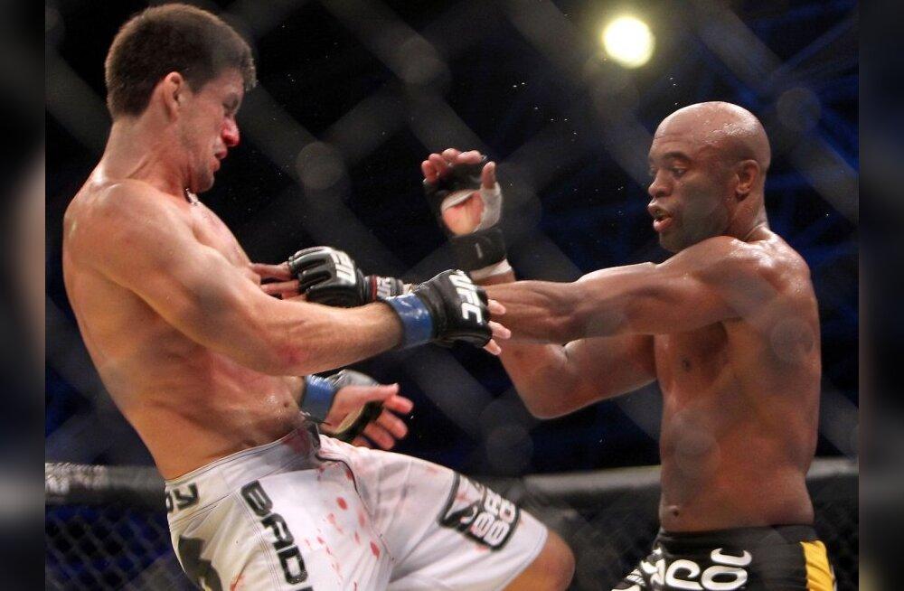 Sportliku vabavõitluse liiga üritus UFC 120 toimub Londonis