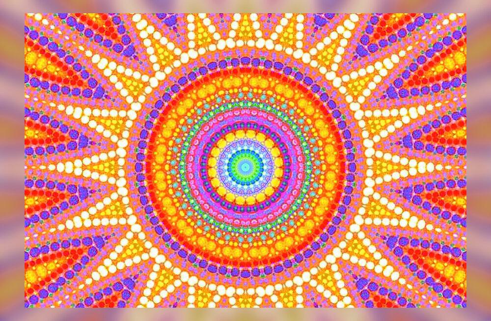 Mandalad on kosmilised diagrammid, mis viivad rännakule teadvuse avarustesse