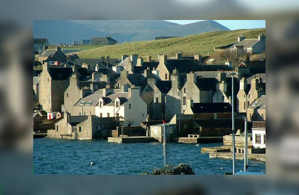 Võlgu jäänud kaasavara ehk kuidas Orkney ja Shetland Briti võimu alla sattusid