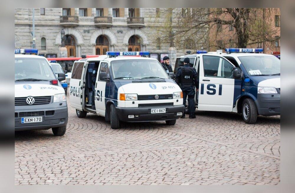Helsingis kakles omavahel kümme Eesti päritolu meest