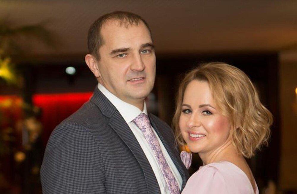 ФОТО: Старейшина Ласнамяэ Мария Юферева вышла замуж