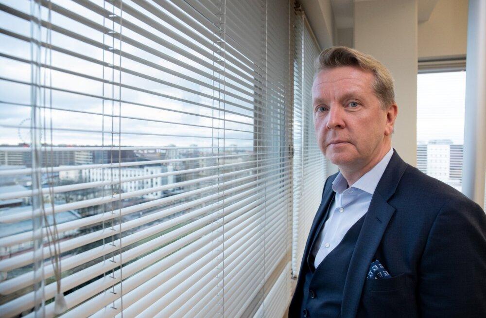 Maksu- ja Tolliameti peadirektor Valdur Laid