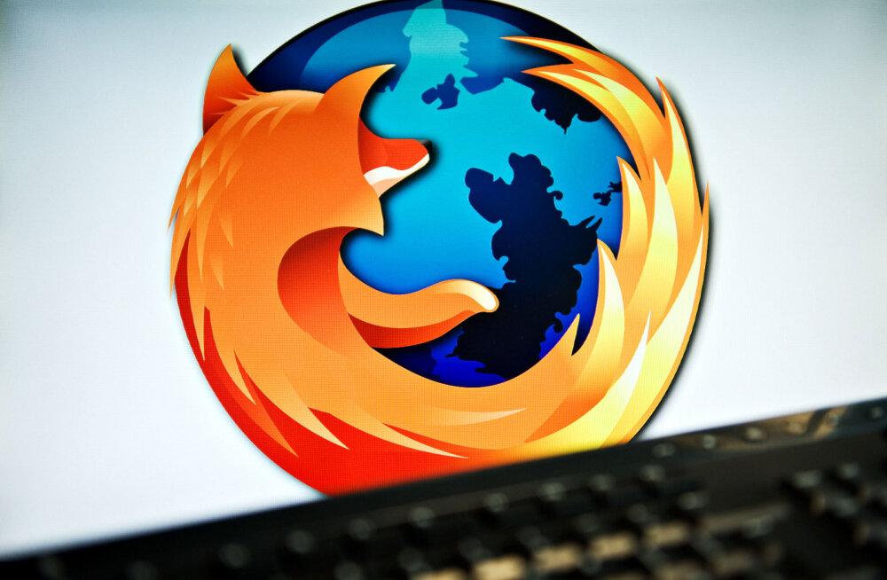"""Kas Chrome`i võim lööb kõikuma? Mozilla juht lubab sügisel saabuvast brauserist nimega Firefox 57 """"suurt pauku"""""""