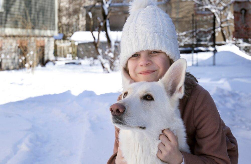 Filmi Seltsimees laps peaosatäitja Helena Maria Reisner