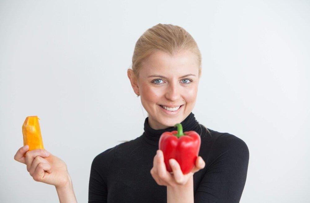 Toitumisnõustaja Kristin Salupuu: oluline on mõista, et rahu ja õnnetundeni võib jõuda erinevaid radu pidi