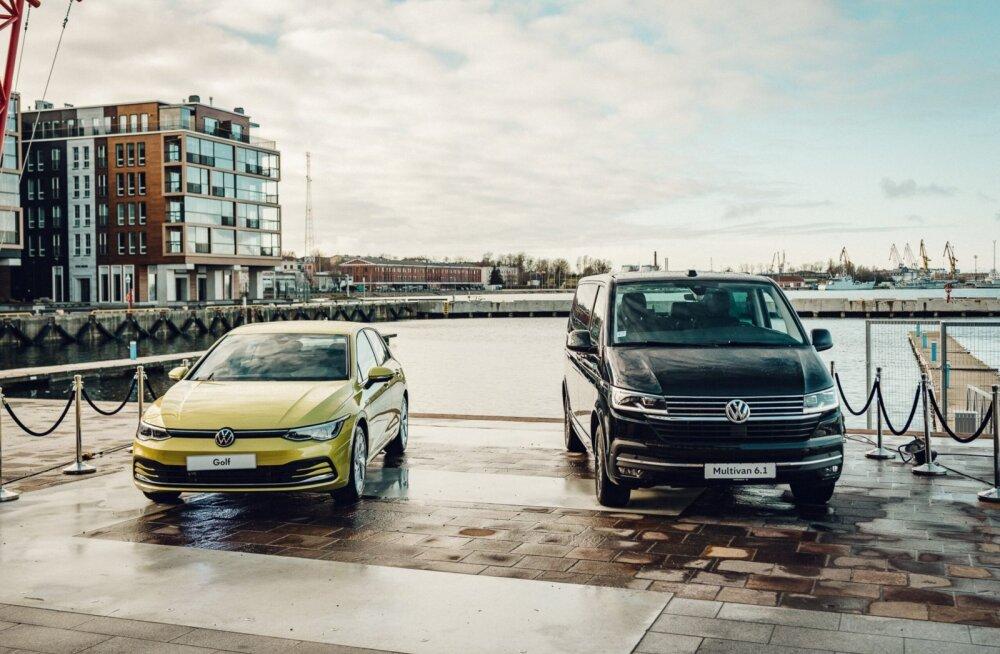 Volkswageni autouudised ajavad tänavu üle ääre: ootame e-d, leiname Amarok'i