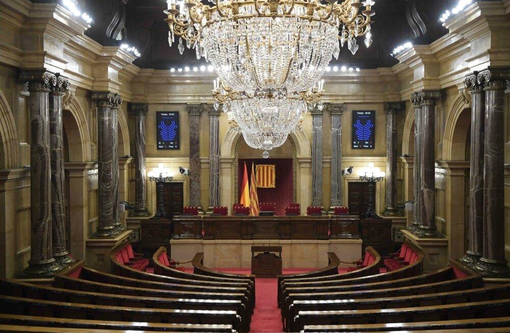 Juhtkiri   Mugav seisukoht Kataloonia küsimuses