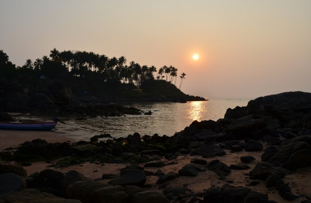 Võrreldes ülejäänud Indiaga tundus Goa olevat kohati kui pildiraamatust pärit paradiis.