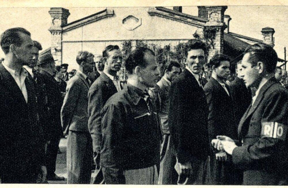 KATKEND RAAMATUST   Tallinn Teises maailmasõjas. Okupatsioonivägede saabumine juunis 1940, 3. osa