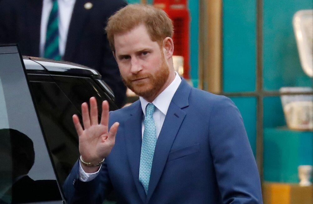 Segadus kuningakojas: kas Harry jätkab ikkagi tööd printsina?