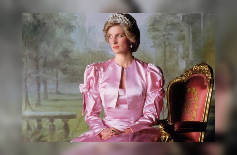 VIDEO: Mitte nõrganärvilistele! Printsess Diana vaim oli oma poja pulmas?