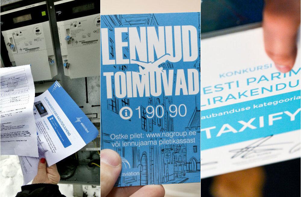 HOMMIKUBLOGI: kaugloetavad elektriarvestid tüssavad tarbijaid, rahvuslik lennufirma valmistab pettumust, Taxify laienes Serbiasse
