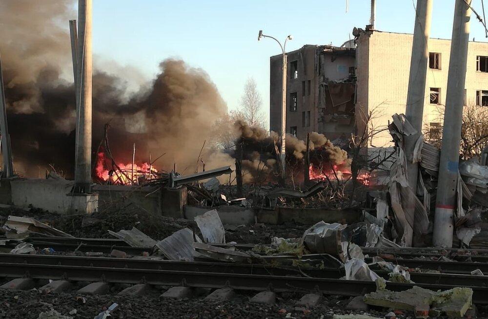 ФОТО: На заводе пиротехники в Ленинградской области произошел взрыв, есть жертвы