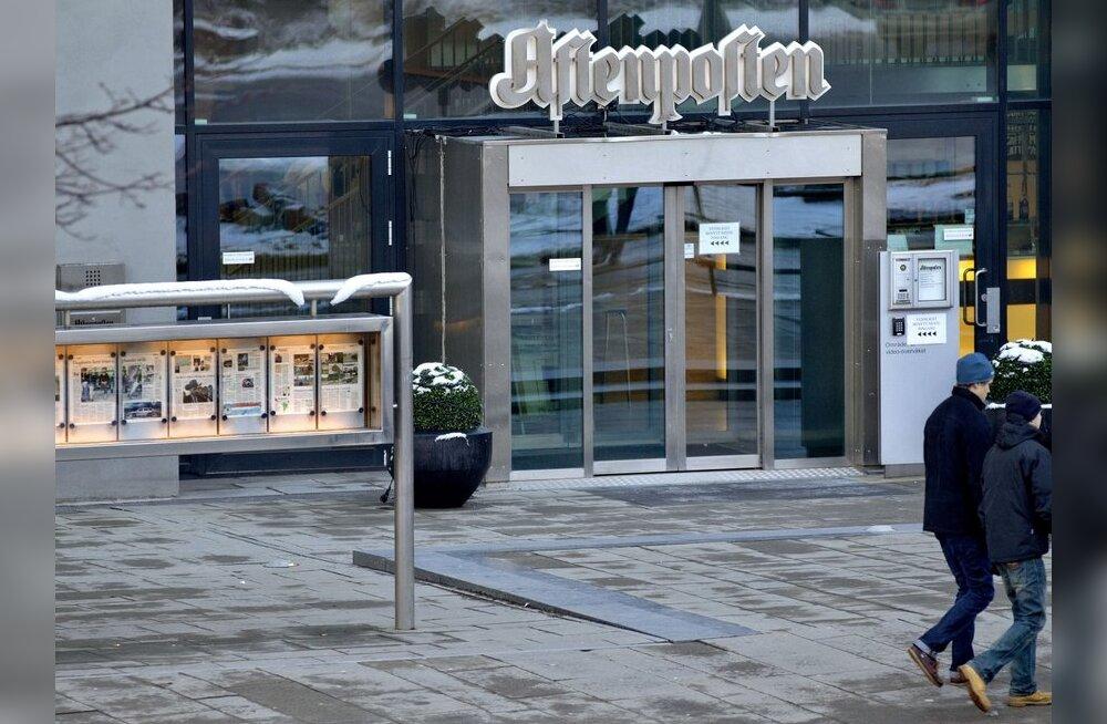 Norra ajaleht jagab WikiLeaksi dokumendid Saksa, Rootsi ja Taani lehtedega