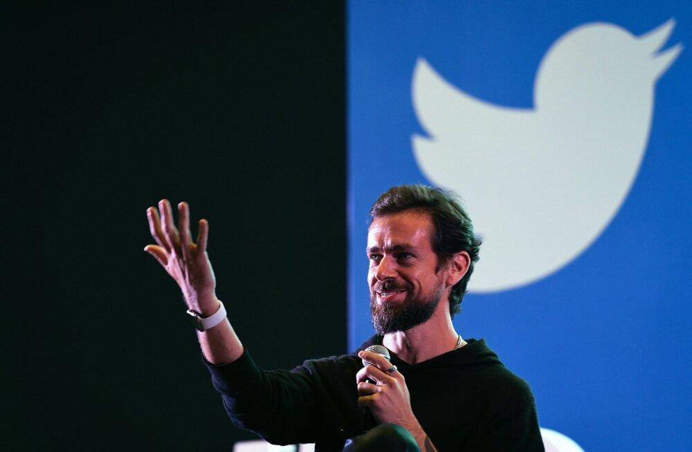 Twitteri asutaja konto külvati üle rassismi ja roppustega