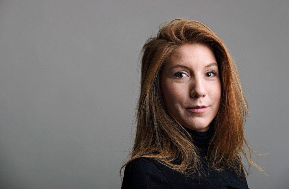 Полиция обнаружила отрезанную голову шведской журналистки Ким Валль